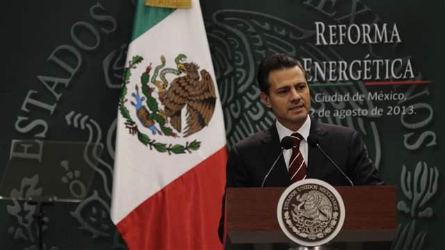 Mexico Enerty Reform REUTERS-Brian Snyder