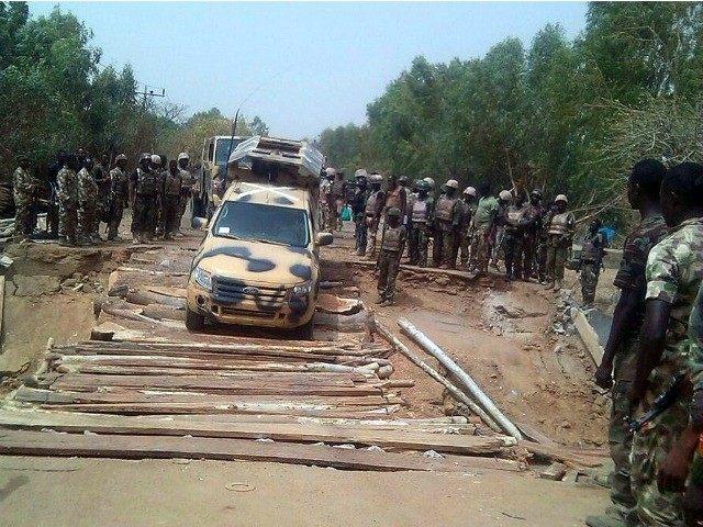 AFP/HO/NIGERIAN ARMY