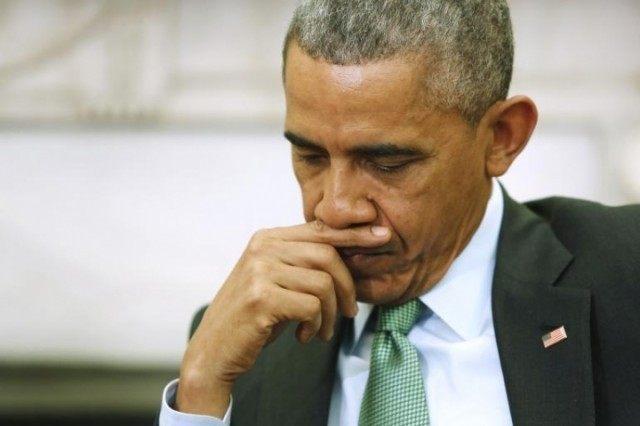 Obama Dispondant - Reuters