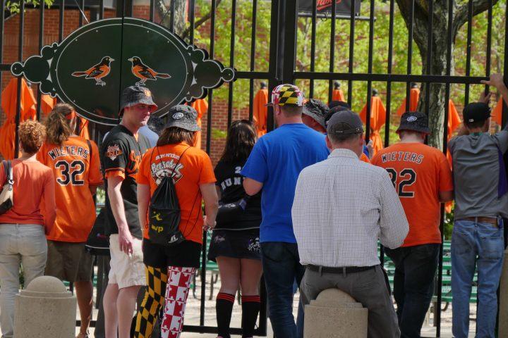 Orioles Fans Apr 29