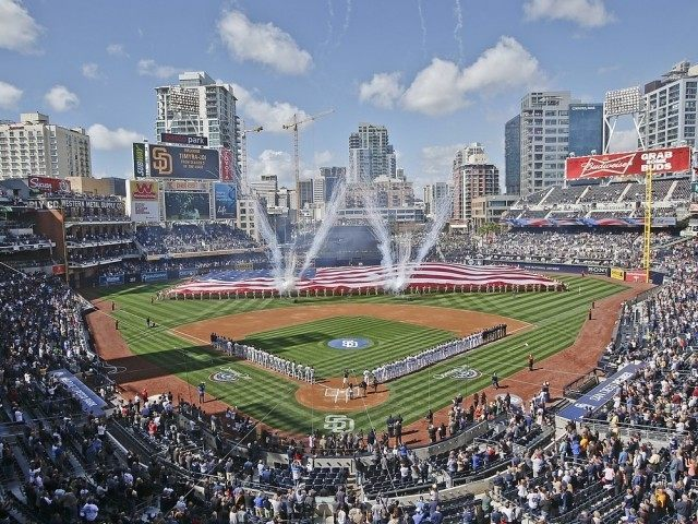 Petco Padres Park (Lenny Ingelzi / Associated Press)