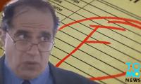 Professor Horwitz Fails Class - TOMO News Video Screenshot