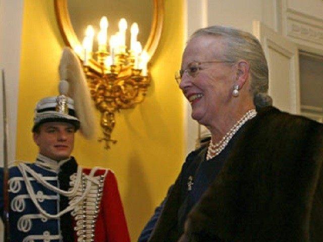 Queen Margerethe Denmark Reuters