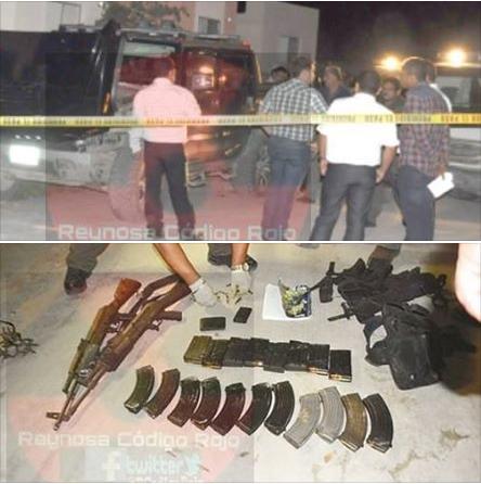 Reynosa Executions 2