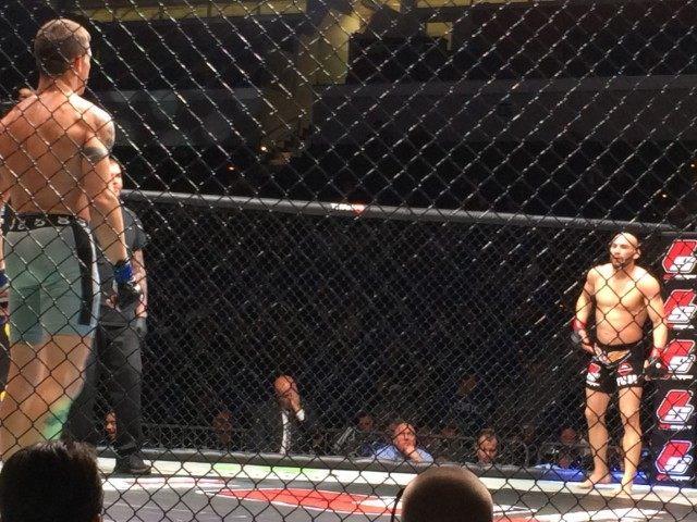 Rick Hawn Titan FC MMA