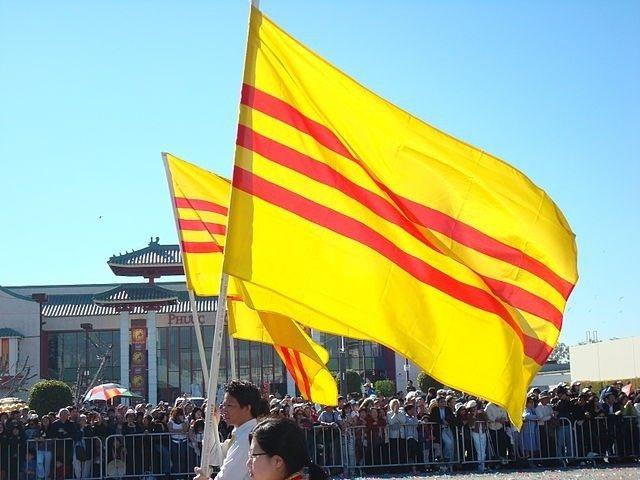 Saigon-flag