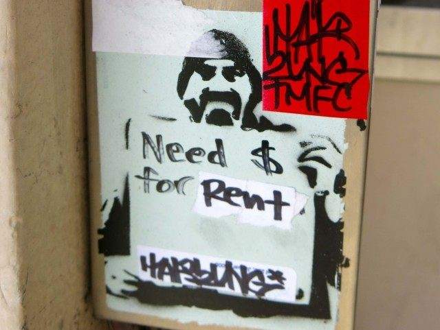 San Francisco Rent (torbakhopper : Flickr : CC)