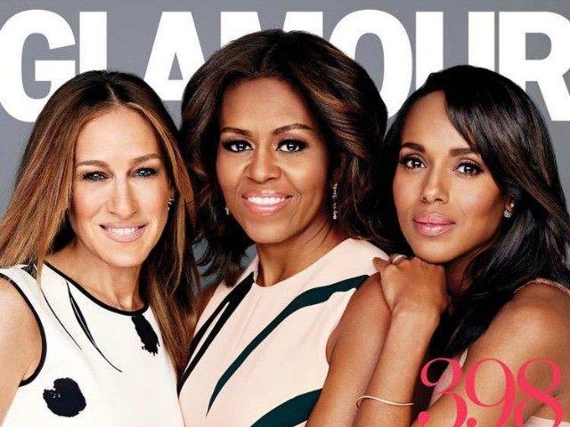 Sarah-Jessica-Parker-Michelle-Obama-Kerry-Washington-Glamour-Magazine