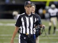 Sarah Thomas NFL Female Ref