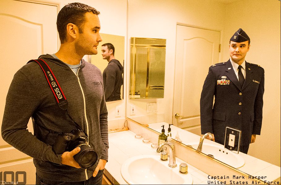 the veteran vision project documents ptsd breitbart  100 u s air force capt mark harper