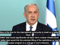 Netanyahu video on Iran deal (Screenshot / Youtube)