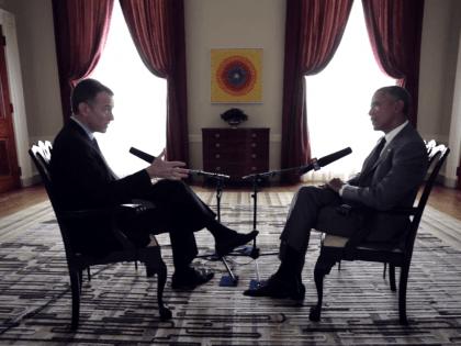 NPR interviews Obama (Screenshot / YouTube)