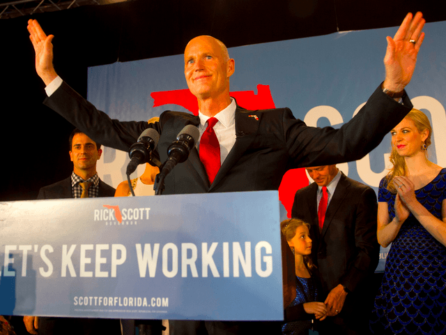 Rick Scott (Wilfredo Lee / AP)