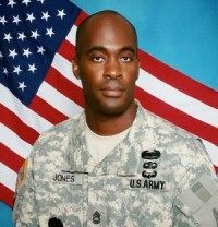 Sgt 1st Class Robert Lee Jones