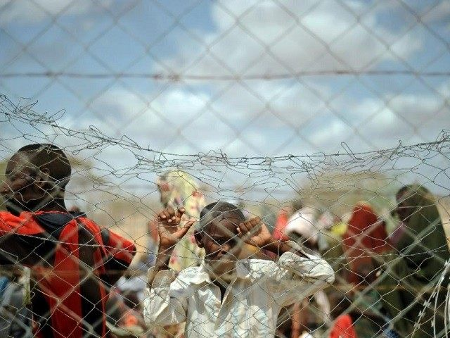 Somalia Fence