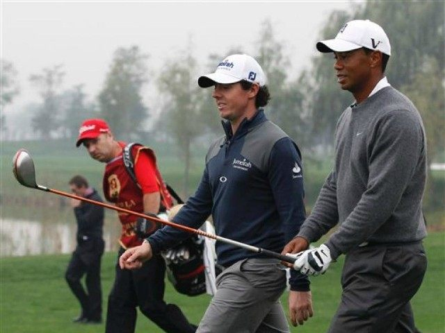 Rory McIlroy, according to a survey of industry marketers, tournament …