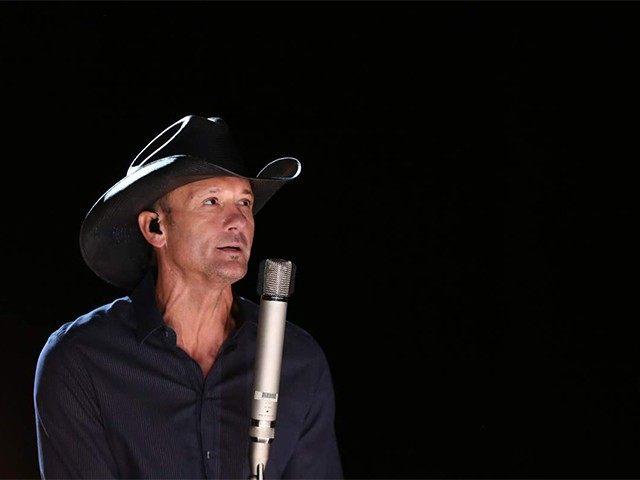 Tim McGraw AP
