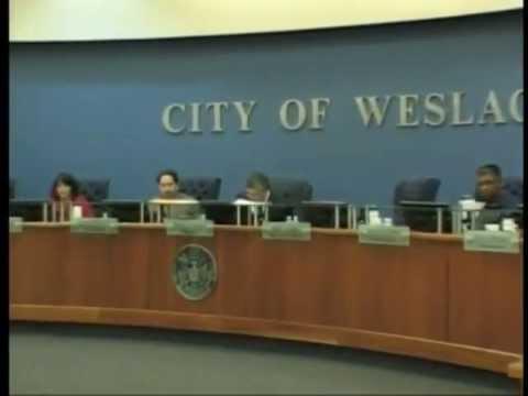 Weslaco City Council