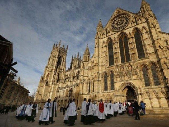 York Minster Church of England Reuters