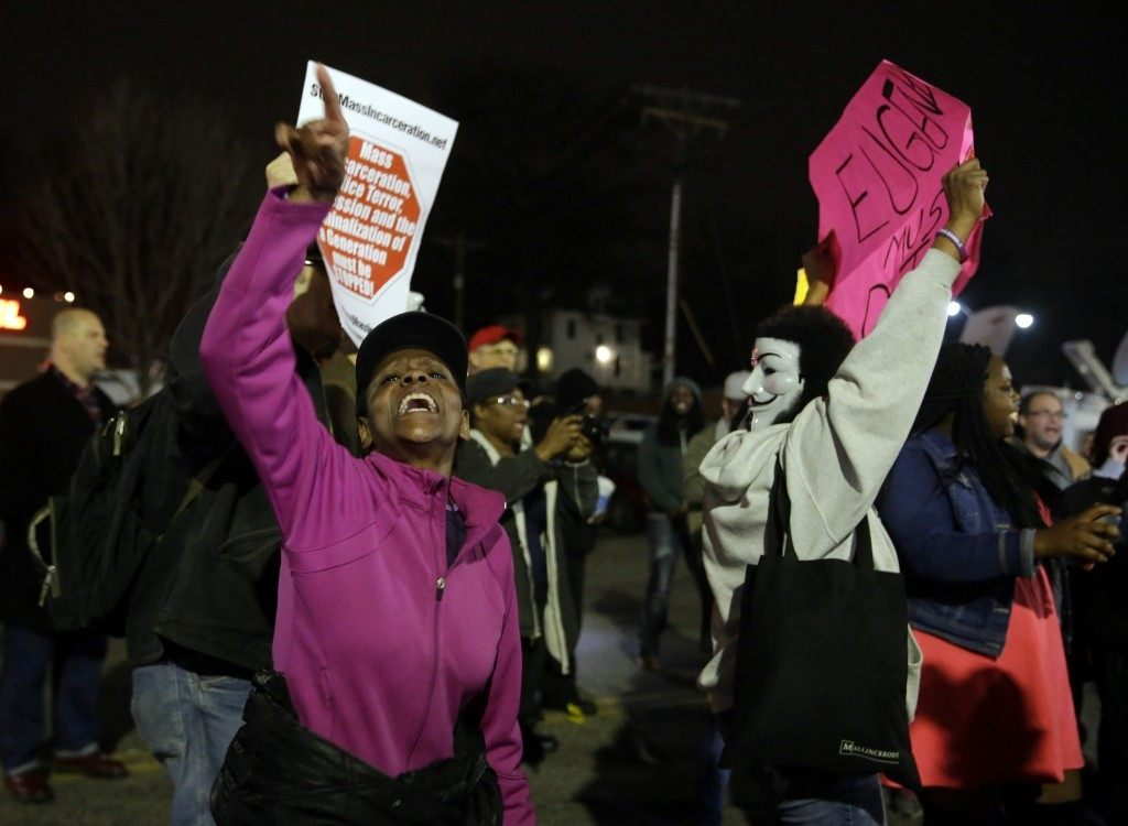 'Ferguson Effect': America's New Crime Wave Is All Part of the Plan