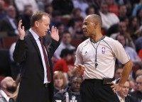 Dan Crawford, Mike Budenholzer