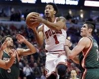 Woman Claims Former NBA MVP Derrick Rose Raped Her