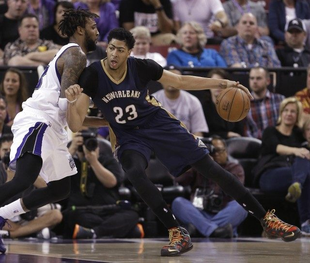 Derrick Williams, Anthony Davis