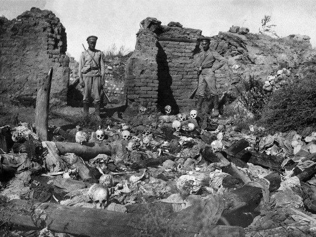 AFP PHOTO / ARMENIAN GENOCIDE MUSEUM INSTITUTE