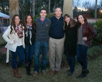 Jeff Atwater family