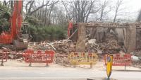 Carlton Tavern Demolished by Developers