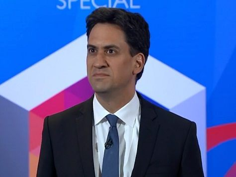 Ed Miliband At Question Time