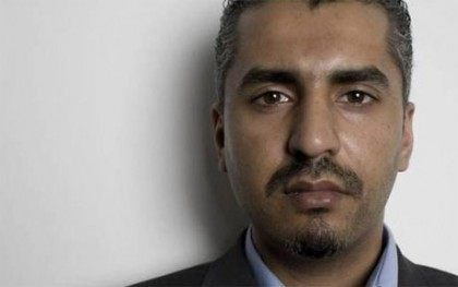 Maajid Nawaz, image from National Secular Society