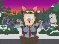 Why do so many apparently informed, intelligent, educated people still believe in ManBearPig?