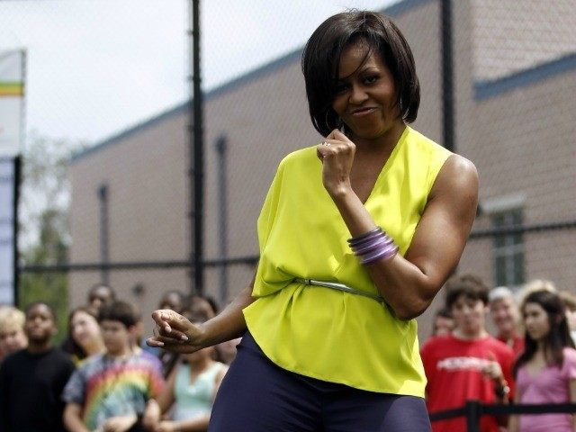 Michelle Obama Has Some Twitter Tips For Donald Trump