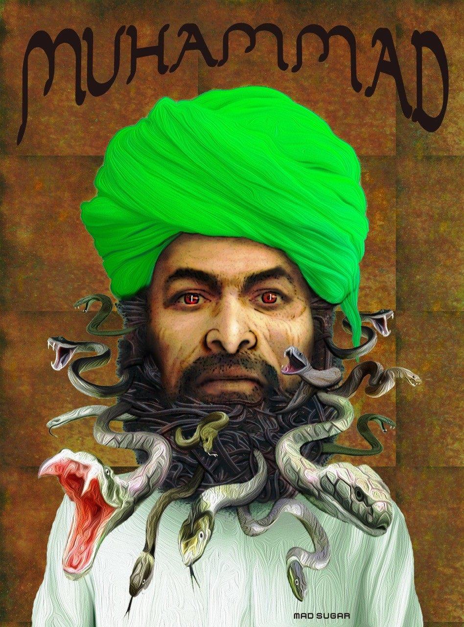 Vote Now for Your Favorite Muhammad Cartoon!   Breitbart
