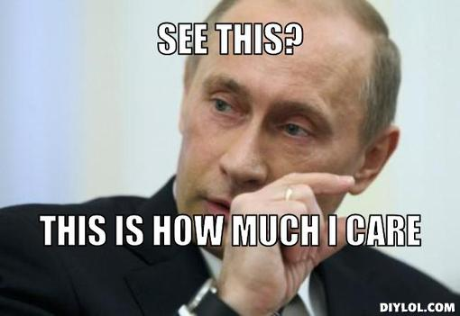 Russia Updates 'Personal Data' Laws to Ban Putin Memes ...