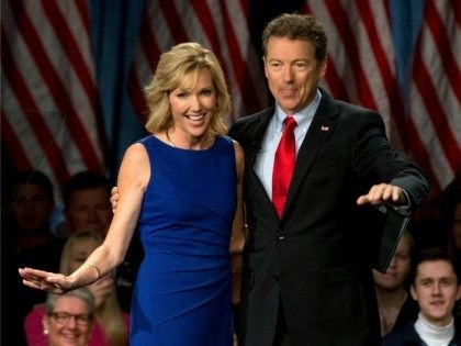 Rand Paul's Wife Kelley: No 'Altercation' with Neighbor but 'Deliberate Blindside Attack'
