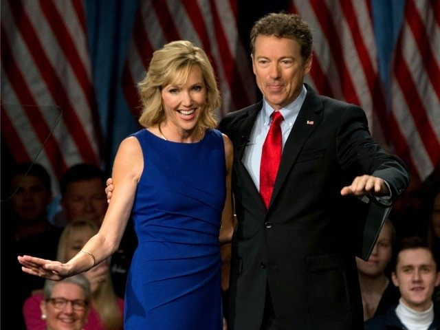 Rand Paul's Wife Slams Media for Misrepresenting Attack on Her Husband