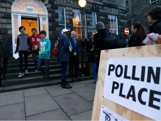 scotland-pollstation