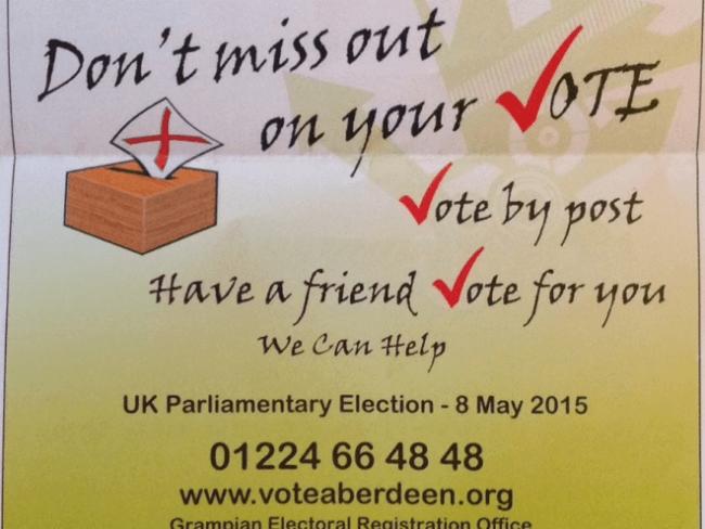 vote aberdeen