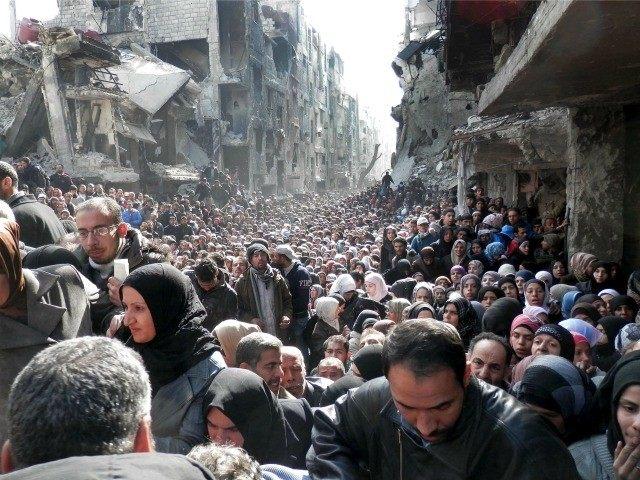 AP Photo/UNRWA