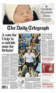 On the attack: IDS in the Telegraph.