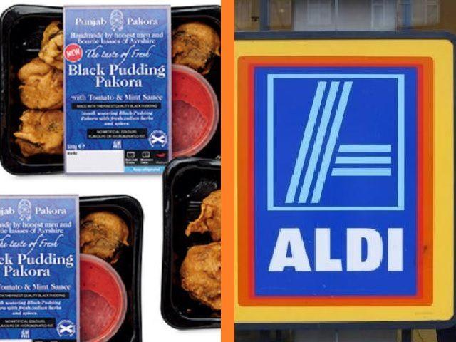Aldi Blackk Pudding