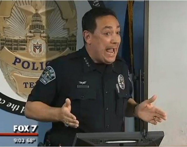 Art Acevedo - Fox 7 Screenshot