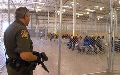 BP Guarding Immigrants - ACLU Texas