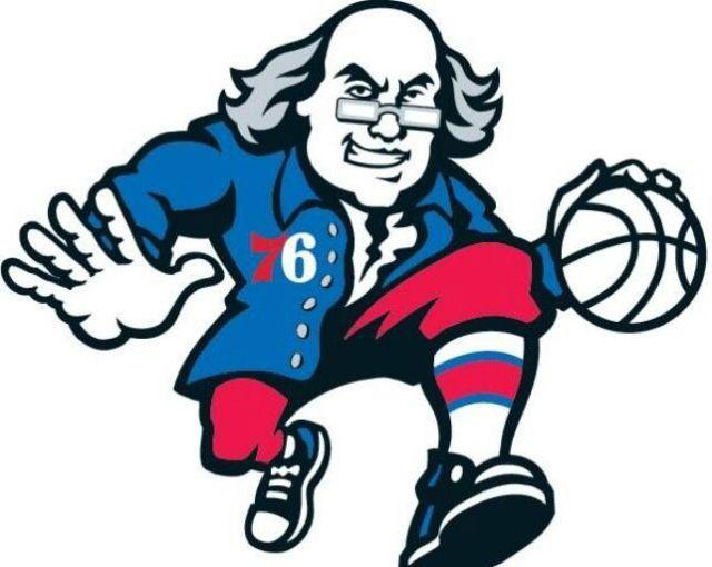 Ben Franklin 76ers Logo