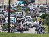 Biker Gun Battle in Waco Rod Aydelotte-The Associated Press