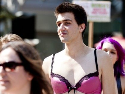 Breast Protest (GoToVan / Flickr / CC / Cropped)