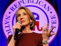 Carly Fiorina Slams Donald Trump on Immigration: His Ideas 'Stoke Anger'