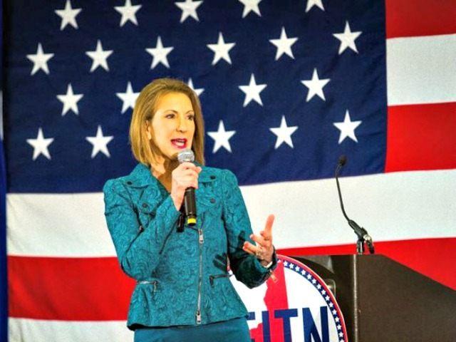 Carly Fiorina Blasts Obamatrade Secrecy, Hillary's Lack of Transparency